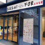 Pose enseigne dibond - Nice - Sushi for ever