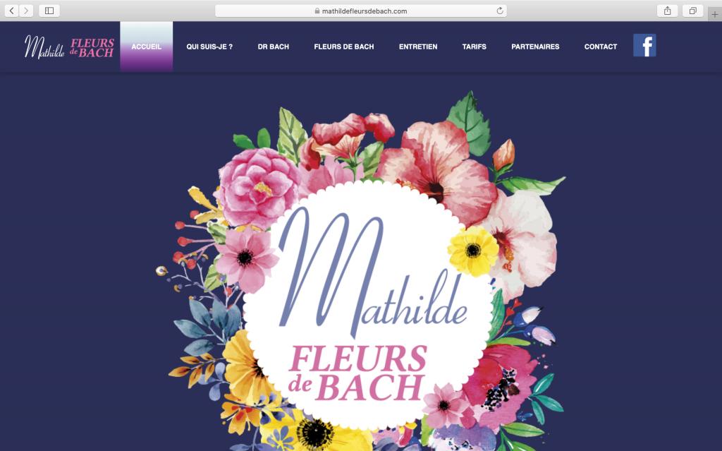 site-internet-mathilde-fleurs-de-bach-conseillere-creation-realisation-cwebncom-mandelieu-06